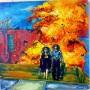Desperado (acrylique sur toile 100 x 100cm - 2010)