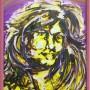 agathe (acrylique sur bristol - 2007)