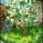 arbre, echinghen (painter 9 - 2009)