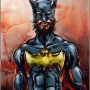 batman beard (aquarelle +  corel painter - 2010 )