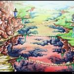 bridge city (aquarelle - 2008)