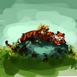 calvin et hobbes (colors - 2008)