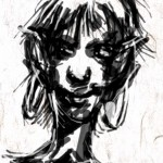 doodle 3 (eastern drawing - 2010)