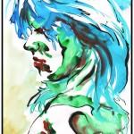green love (aquarelle - 2010)