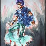 in the air (aquarelle - 2008)