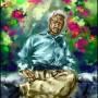 jeddo (painter 9 - 2009) - commande d'après une photo -