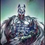 legendary dark knight (aquarelle + opencanvas - 2008)