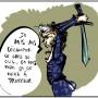maitre d'armes (sketchbook - 2009)