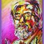 miyazaki (acrylique sur bristol - 2007)