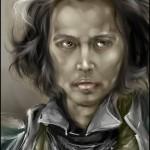 mr Todd (painter 9 - 2009)