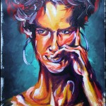 night (acrylique sur toile - 2008)
