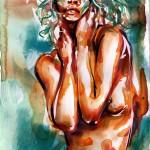 sens (aquarelle + painter 9 - 2009)