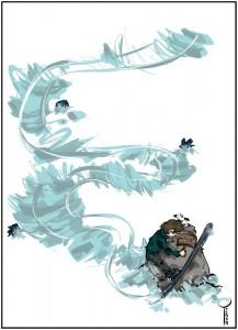 skiouch (sketchbook - 2010)