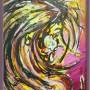 sylvie (acrylique sur bristol - 2007)