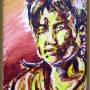 tetsuya nomura (acrylique sur bristol - 2007)