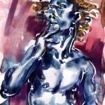 without smoking (aquarelle + painter 9 - 2009)