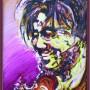 yoshitaka amano (acrylique sur bristol - 2007)