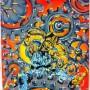 Modern times (acrylic on canvas - 2010)