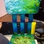 chaise alix 2 (acrylic - 2010)