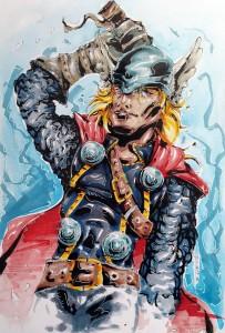 Thor - feutres à alcool format A4 - 35€