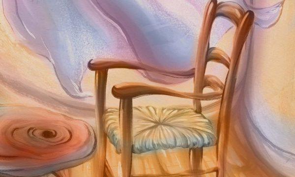 Le vieux fauteuil