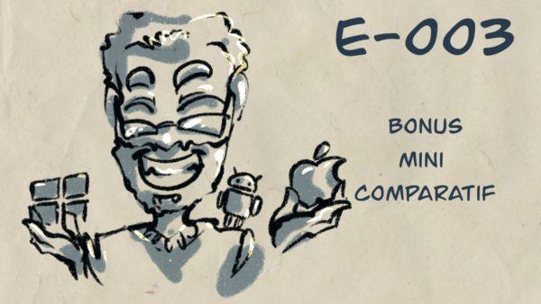 E003 – Bonus