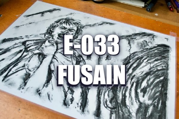 E033 – Fusain