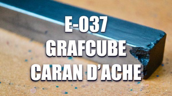 E037 – Grafcube de chez Caran d'Ache