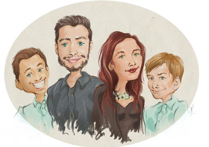 portrait famille1