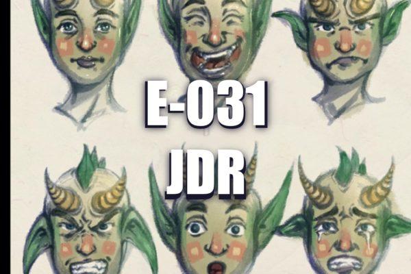 E031 – JDR