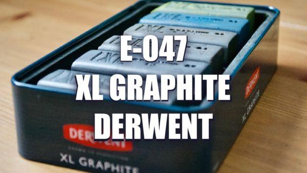 E047 – XL Graphite Derwent